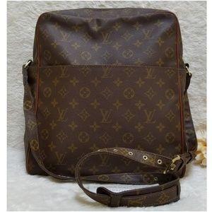 Louis Vuitton Marceau GM Shoulder Bag Monogram